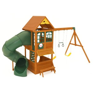 Kidkraft Forest Ridge Swing Set Play Set